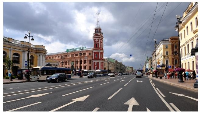 Газетные киоски могут вновь вернуться на Невский Проспект