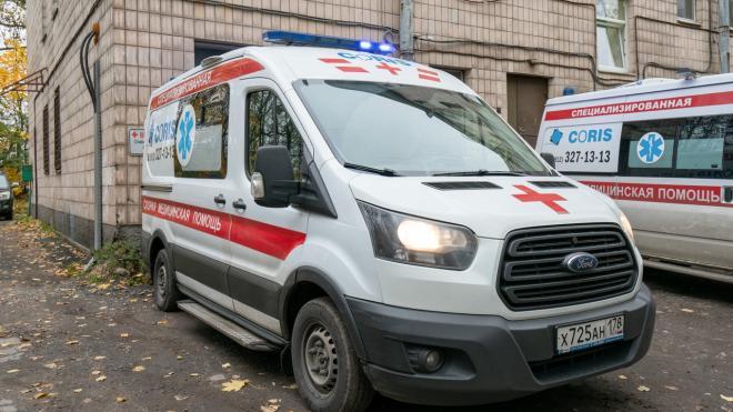 В Смольном обсудили переезд частной службы скорой помощи Coris