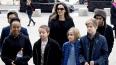 Джоли познакомила детей со своим новым любовником