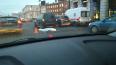 Land Rover переехал лежащего на Лиговском проспекте ...