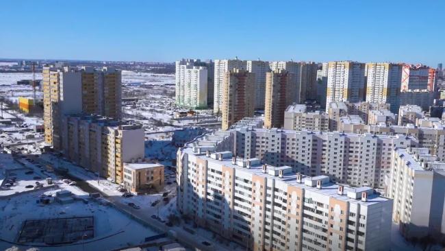 Рядом с Петергофом появится новый город на 10 тысяч человек