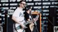 Noize MC разбил фанату голову на концерте в Волжском