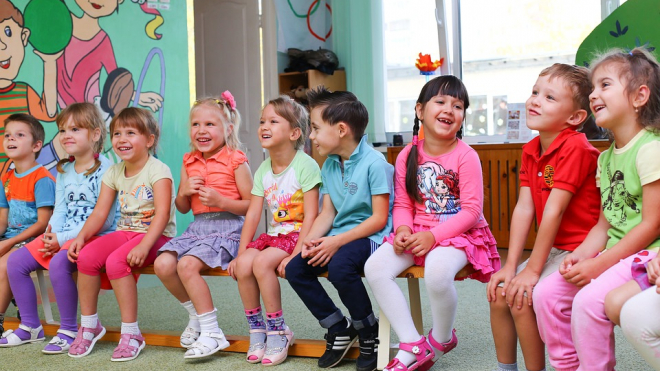 6 сентября в Приморском районе  Петербурга откроется новый детский сад