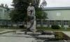 В Сясьстрое подожгли памятник Ленину