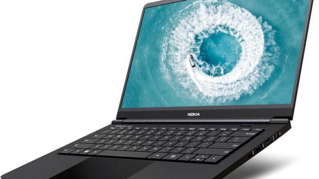 Nokia представила свой первый ноутбук PureBook X14