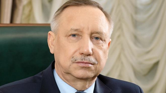 Беглов провел ряд назначений в администрацию Петербурга