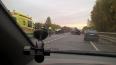 На Волхонском шоссе в аварии пострадали пять человек, ...