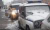 Полицейские Невского района 15 минут догоняли нарушителя ПДД на Hyundai
