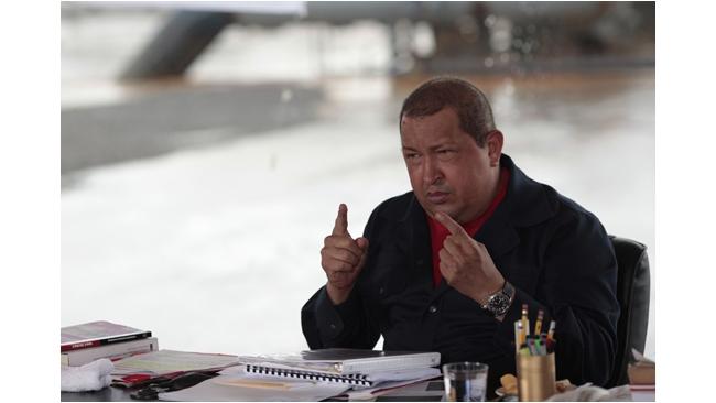 Президент Венесуэлы Уго Чавес отказался платить Exxon Mobil