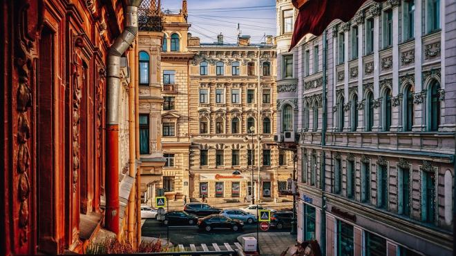 В среду погода в Петербурге превысит климатическую норму