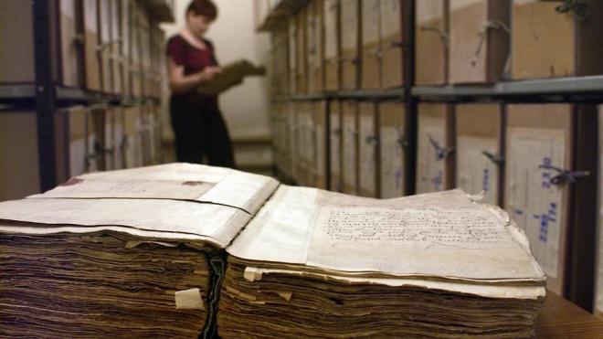 На один день доступ к архивным материалам Петербурга сделают бесплатным