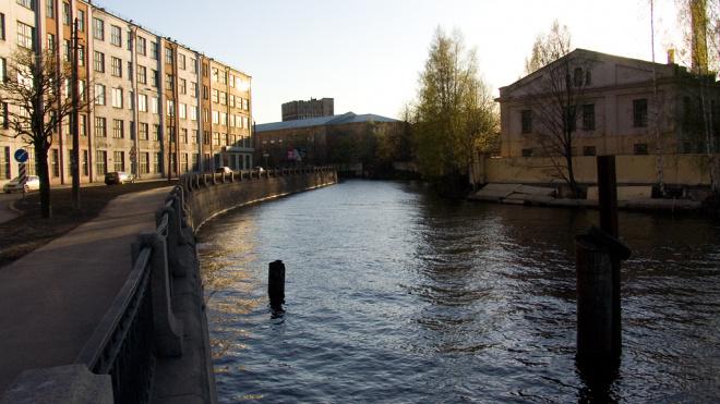 Набережную реки Смоленки отремонтируют за 80 млн рублей