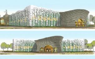"""Руководитель архитектурной группы ожидала, что проект культурно-развлекательного центра """"Лукоморье"""" не согласуют"""