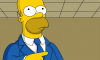 """Создатель """"Симпсонов"""" испугался """"живого"""" Гомера"""