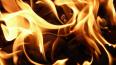 В Невском районе ночью горела квартира