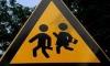 В Выборгском районе иномарка сбила двух малышей - брата и сестру