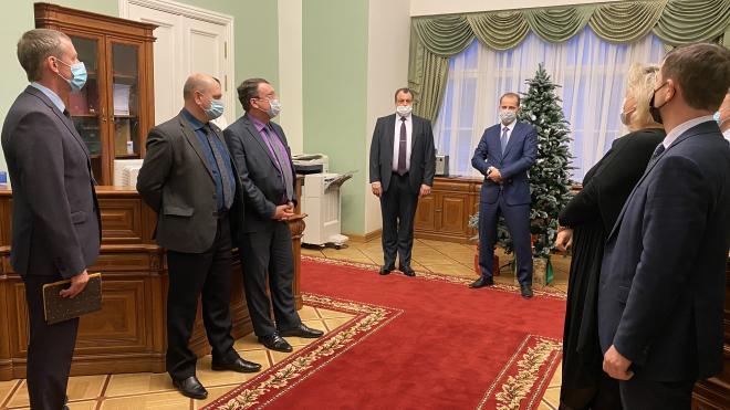 Бывшего главу комитета по информатизации назначили первым заместителем в Госстройнадзоре Петербурга