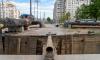 На проспекте Ветеранов заменили 1820 метров изношенного трубопровода