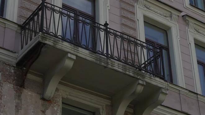 В Петербурге в следующем году планируют запустить целевую программу по ремонту балконов