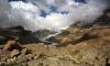 Альпинисты из Петербурга оказались под камнепадом в Кабардино-Балкарии: за ними вылетел самолет МЧС