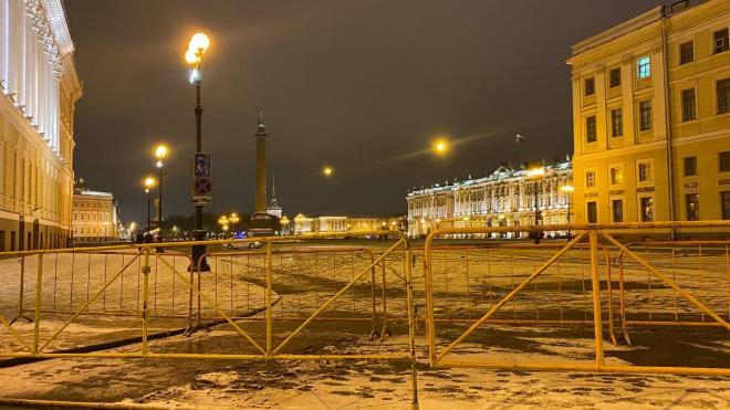 Бизнес требует оценки экономических последствий перекрытий центра Петербурга