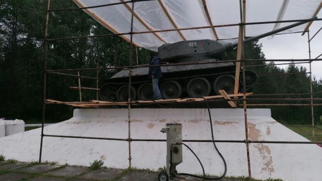 В Тихвине пройдет реставрация военных памятников