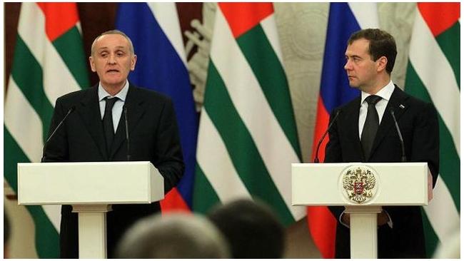 Абхазия перекрыла границы с Россией и Грузией