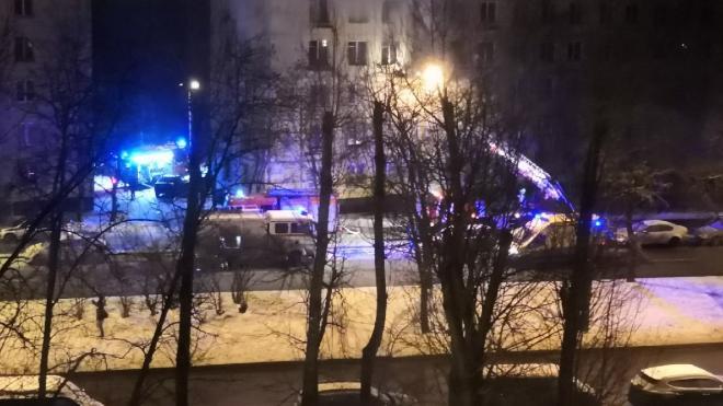 В Кировском районе загорелась квартира. Есть погибшие