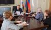 Глава администрации Выборгского района Геннадий Орлов провел прием жителей