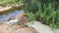 Вода в Оккервиле стала белой