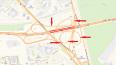 На развязке с Московским шоссе перекроют пять съездов ...