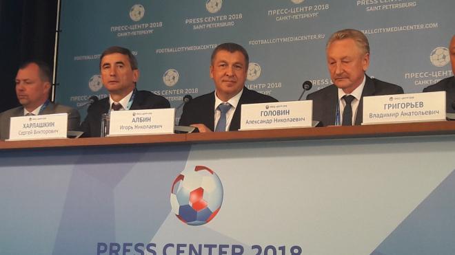 На строительство новых объектов к ЧМ-2018 было выделено 145 млрд рублей