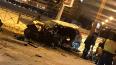 В ДТП на Петроградке серьезно пострадал водитель