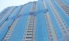 В Петербурге рано утром загорелся самый высокий жилой небоскреб