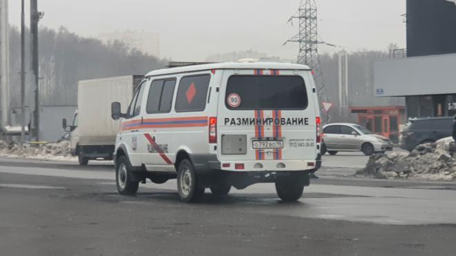 Граждане Китая сообщили о заминировании вокзалов, аэропорта и торгового центра в Петербурге
