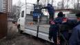 За неделю из Петербурга вывезли больше двух тонн нефтесо...