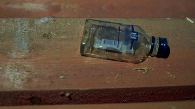 На Софийской обнаружили 2 тысячи литров нелегального алкоголя