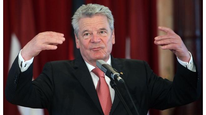Президент Германии бойкотировал Олимпиаду в Сочи