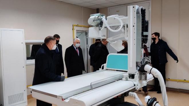 На Вербной улице 1 сентября откроется новая поликлиника
