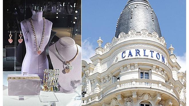 В Каннах злоумышленники украли драгоценностей на 103 млн евро