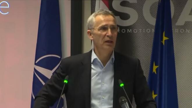 В НАТО заявили, что подъем КНР определит трансатлантическое сотрудничество в будущем