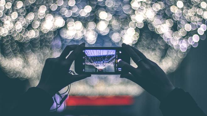 На фестивале в Выборге представили полнометражный фильм, снятый на смартфон