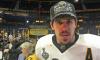 Хоккеисту Малкину разбили нос после победы в Кубке Стэнли