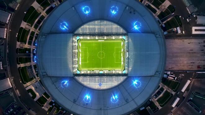 """Вместимость """"Газпром Арены"""" увеличат к финалу Лиги чемпионов в 2021 году"""