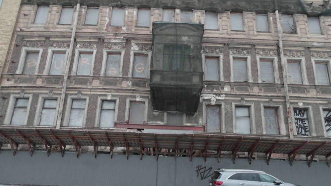 Проект реконструкции дома Шагина на Фонтанке отправили на доработку