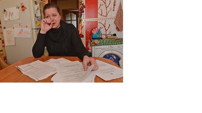 Украина: Женщина лишилась 3-комнатной квартиры из-за кредита на телефон для знакомого