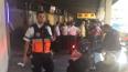 Первые фото из атакованного офиса RT в Тель-Авиве ...