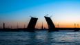 В Петербурге в ночь на 12 июня не будут разводить мосты