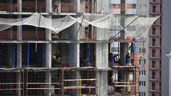 В Югре на строительстве колледжа погибли трое рабочих