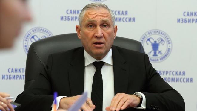 Виктора Миненко освободили от обязанностей члена Горизбиркома